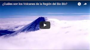 Volcanes de la Región del BIo Bïo