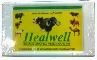 homoeopathic veterinary kit india
