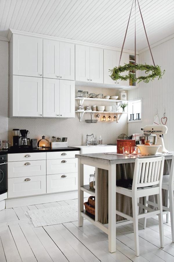 Estilo rustico cocinas rusticas for Cucina norvegese