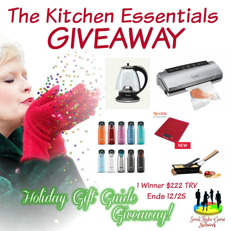 Kitchen Essentials Giveaway