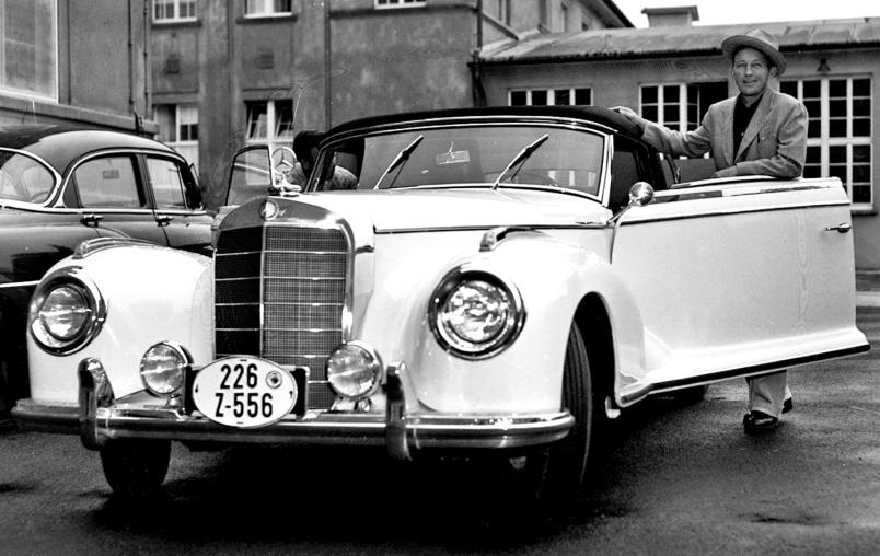 The Bing Crosby News Archive Bings Car