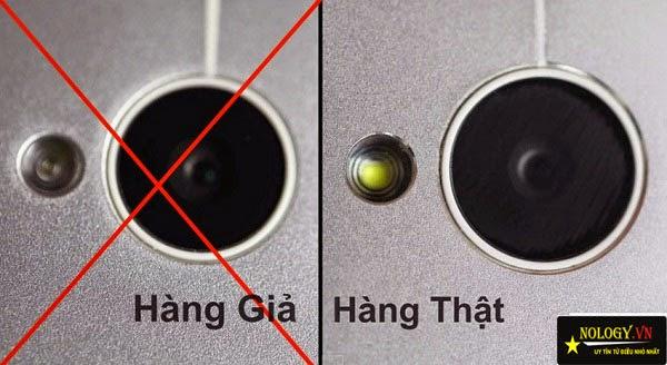 4 cách phân biệt HTC One hàng thật và hàng giả chuẩn nhất