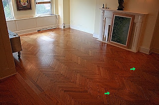 Hardwod Floor Refinishing, NYC