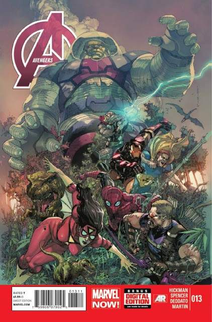 Avengers #13 (Marvel Now)