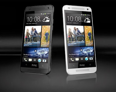 HTC, htc one, htc one mini, ponsel, smartphone, android, jelly bean, hp android terbaru