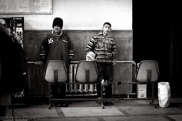 Das Wartezimmer