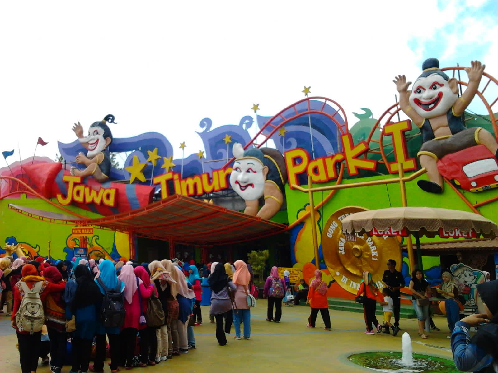 Tempat Wisata Di Batu Malang 2018 Terupdate Dan Populer City Tour Jatim Park 1