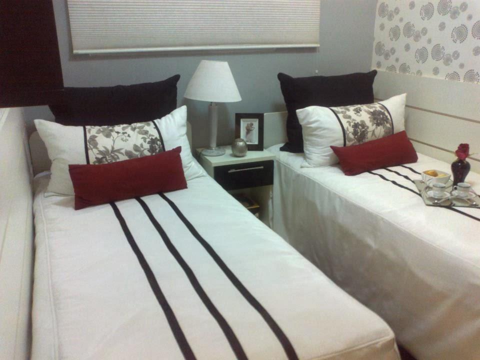 Donna Mariquinha Meu apartamento Quarto de visitas  ~ Quarto Solteiro Visita