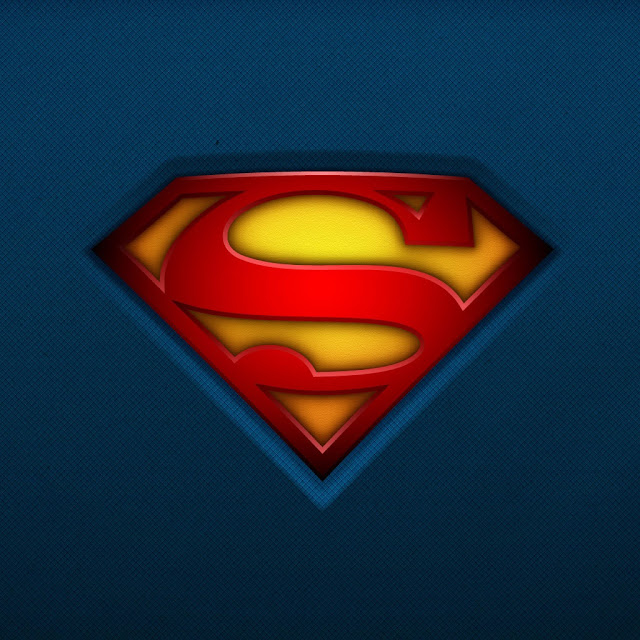 iPad Wallpaper - Superman