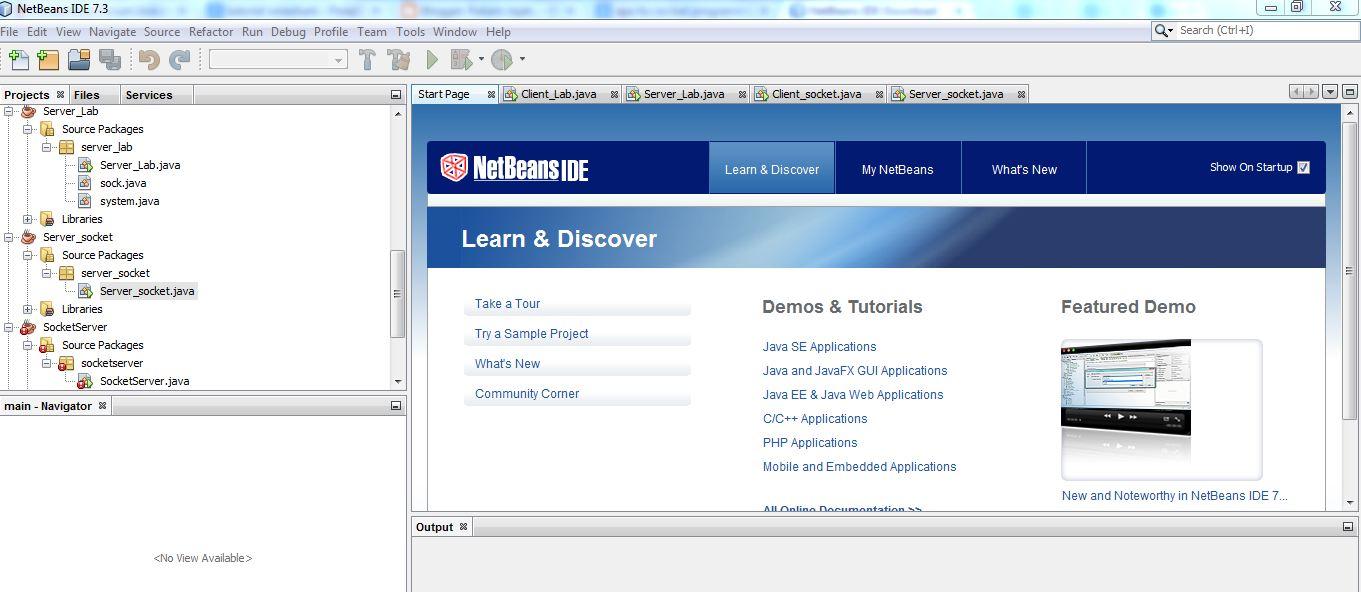 code source application java netbeans