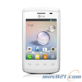 LG Optimus L1 II E410 Blanco