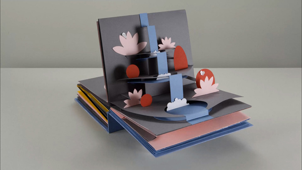 revolution, helen friel, pop up books, pop up paper, paper engineering,