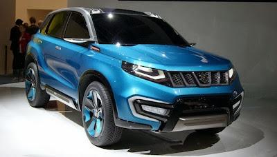 2015 Suzuki iv-4 Compact SUV – Release Date