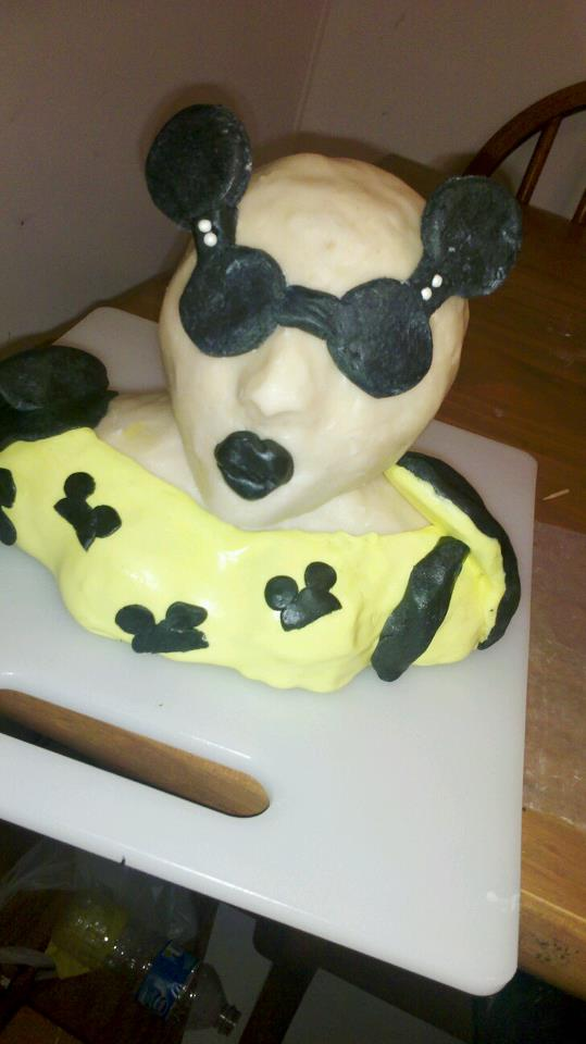 Jessica S Sweets And More Lady Gaga Cake