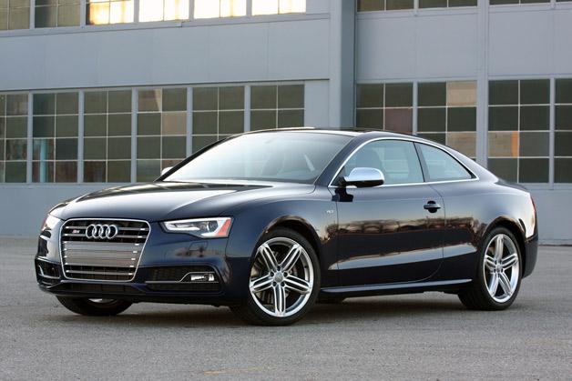 Audi Cars 2013