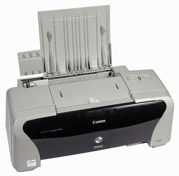 Скачать драйвер для принтера canon pixma ip1500