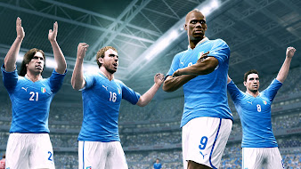 #5 Pro Evolution Soccer 2014 Wallpaper
