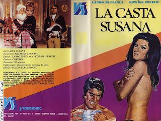 Los pecados de la casta Susana (1969)