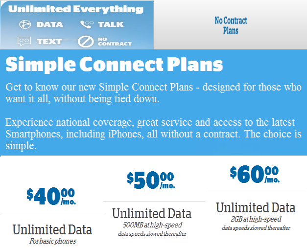 Best cell phone company family plans