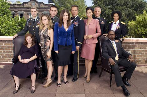 army wives logo. army wives season 5 episode 4.