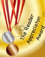 The Reader Appreciation Award