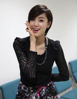 Eun jung T-Ara - PEMAIN DRAMA DREAM HIGH