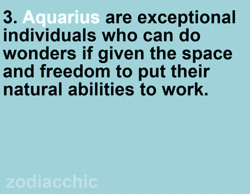 Aquarius Tumblr Facts Traits Tattoo