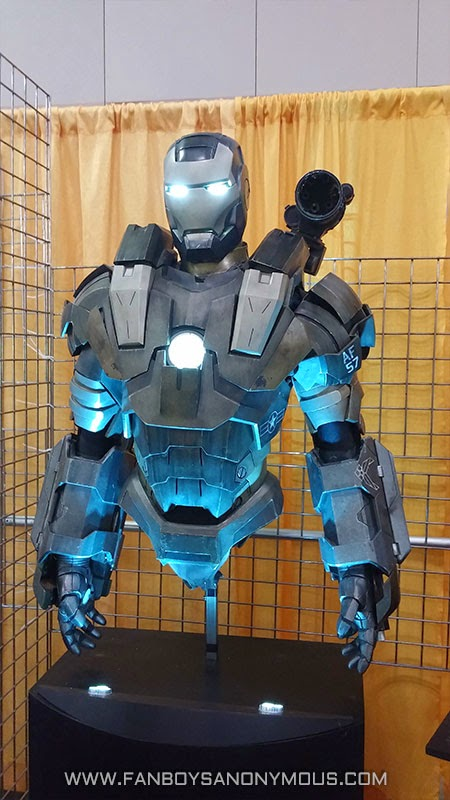 James Rhodes armor War Machine