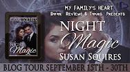 Night Magic Tour & Giveaway