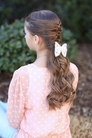 Cute Valentine's Day Hairstyles
