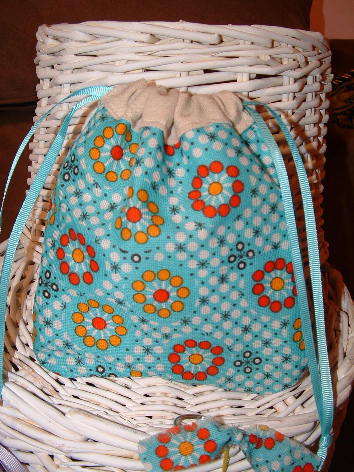 Il bruco cucito creativo sacchettino porta merenda - Porta merenda bimbi ...