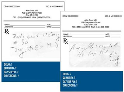 WHY DO DOCTORS HAVE SUCH BAD HANDWRITING?