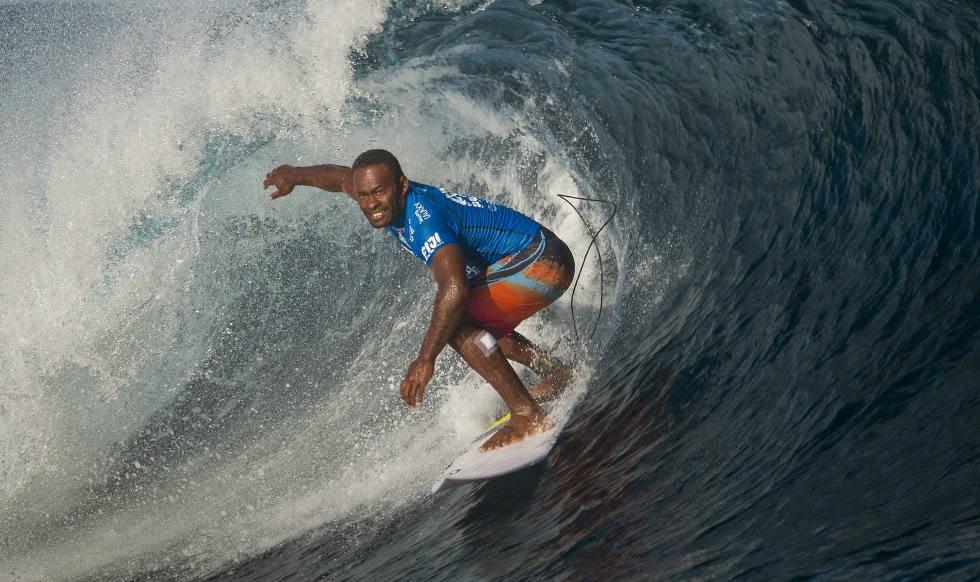 Fiji Pro 2014 Foto ASP Steve Robertson Isei Tokovou