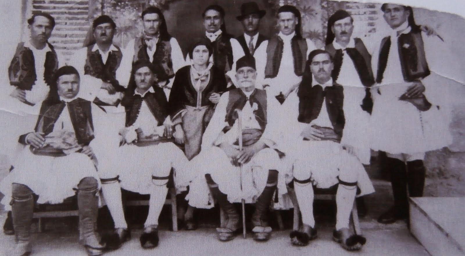 Βουτιανίτες φουστανελοφόροι (1935)