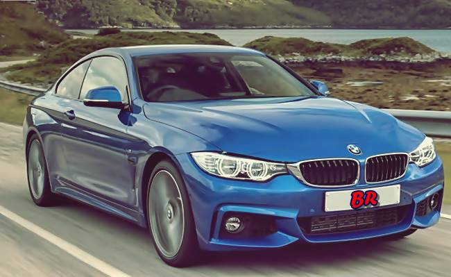 BMW 440i New Top Model in The Spring 2016