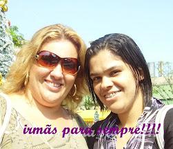 Eu e minha maninha Katia E.V.A