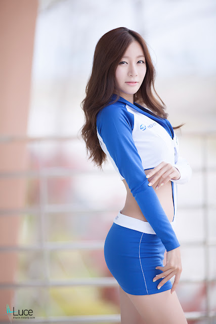4 Han Ji Eun - CJ SuperRace 2012 R2-very cute asian girl-girlcute4u.blogspot.com