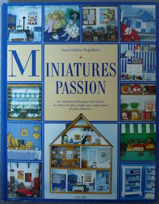Miniatures Passion,Marie-Hélène DEGUILHEM,Livre,Miniatures