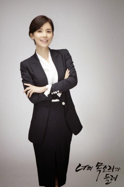 Lee bo young sebagai pengacara jang hye sung