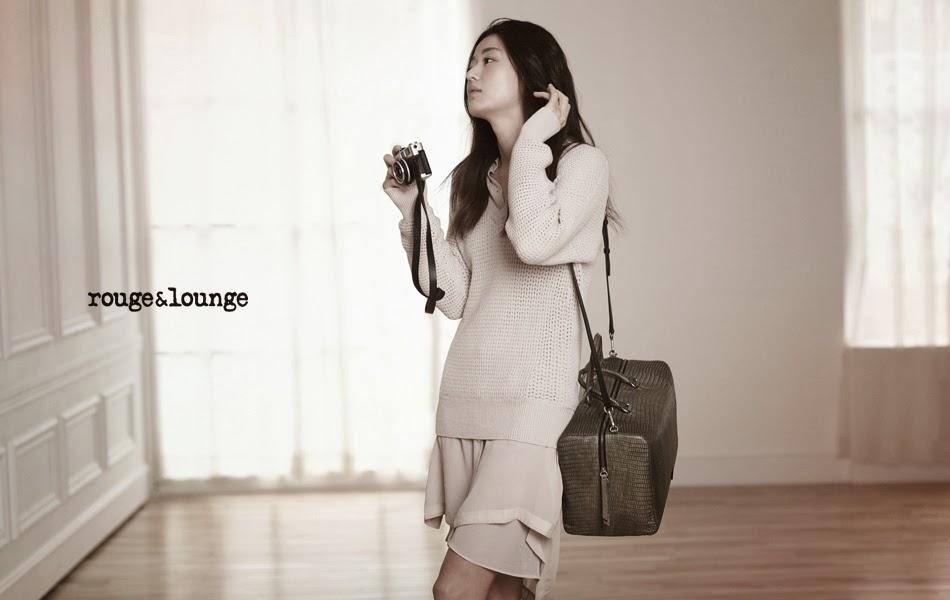 Jeon Ji Hyun Rouge and Lounge