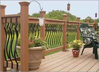Design Wood Deck Picture