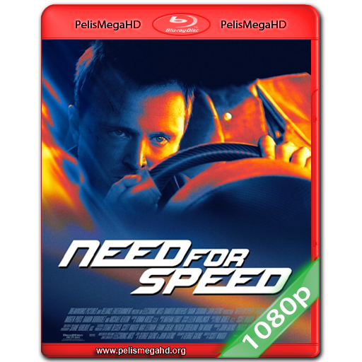 NEED FOR SPEED (2014) BLURAY 1080P ESPAÑOL LATINO – INGLÉS