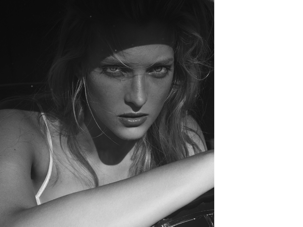 Smile: Ophelie Rupp In Russh Magazine April/May 2014 By James Nelson