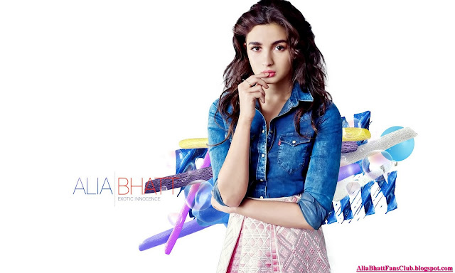Alia Bhatt Latest HD Wallpaper