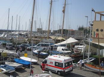 Croce Rossa di Sanremo(Imperia)