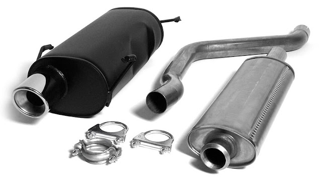 Jetex Peugeot 306 gti6 exhaust