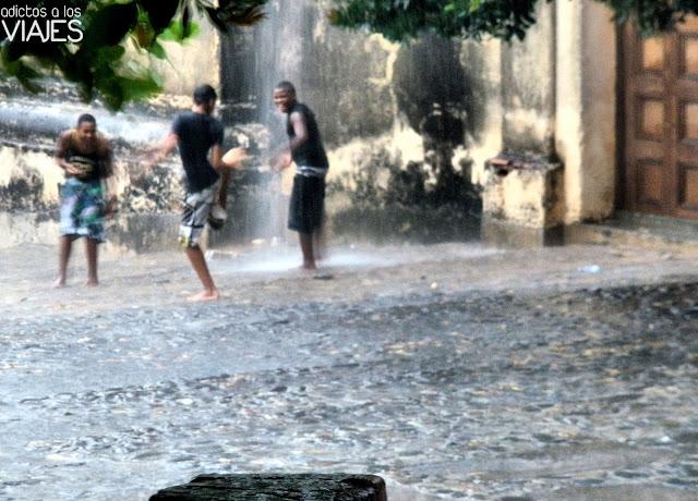 lluvias en trinidad cuba