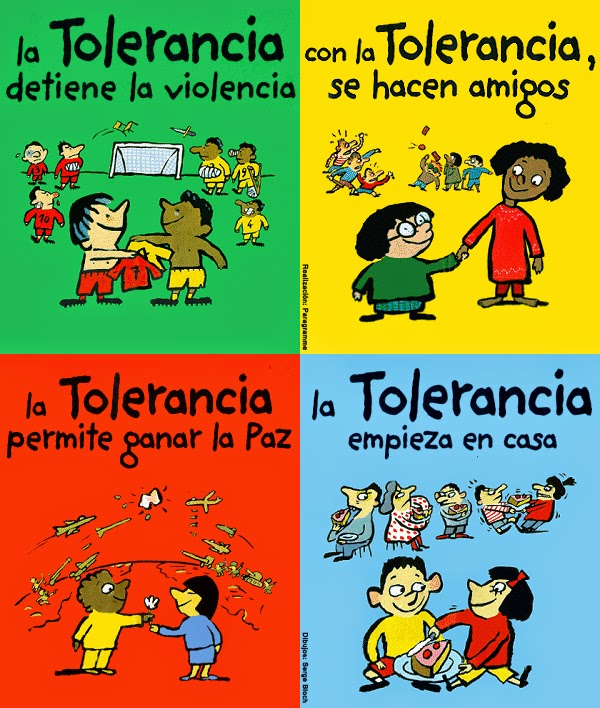 MAESTRA ERIKA VALECILLO: Valor Tolerancia actividades
