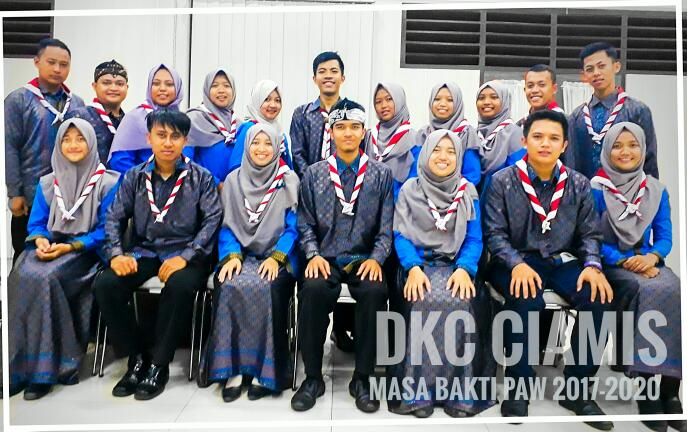 DKC Ciamis 2015-2020