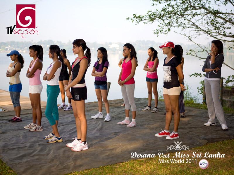 Veet Miss Sri Lanka 2010